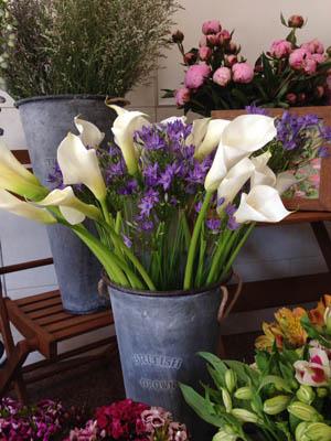 British Grown Flowers Flower Stall Exeter Greenacre Flowers (2) 300
