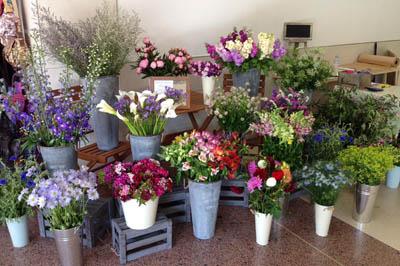 British Grown Flowers Flower Stall Exeter Greenacre Flowers (7) 400