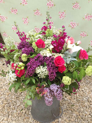 Corporate Flowers by Greenacre Flowers Exeter 300