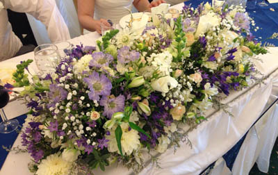 Greenacre Flowers Exeter Wedding Flowers 1 400