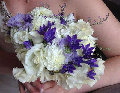 Greenacre Flowers Exeter Wedding Flowers 2 400